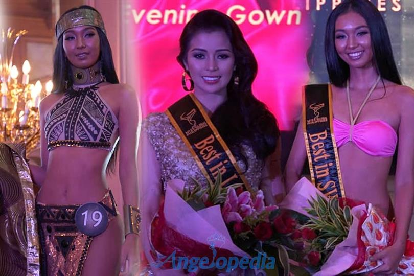 Miss Global Philippines 2018 Preliminary Competition and results