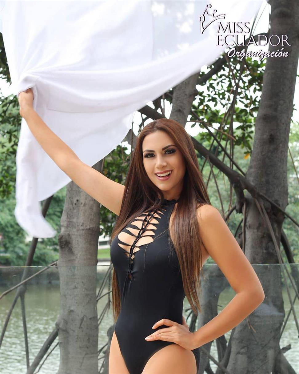 Miss Ecuador 2018 Top 5 Official Swimwear