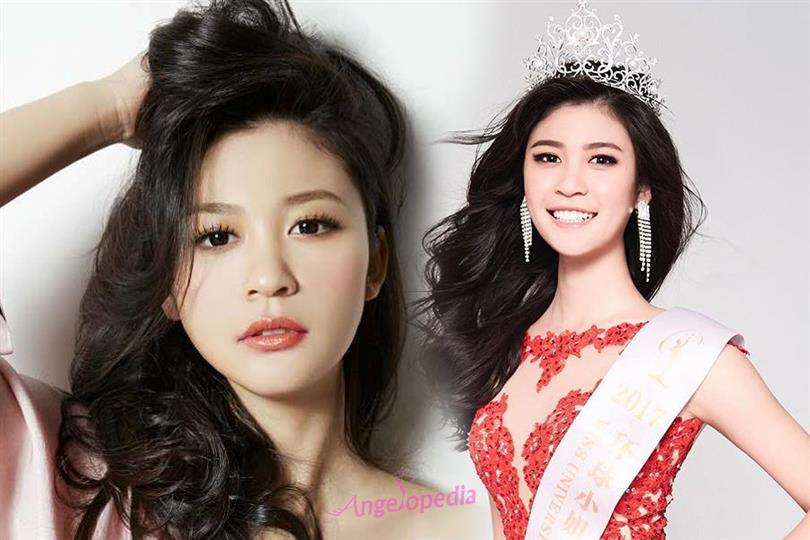 Meisu Qin crowned Miss Universe China 2018