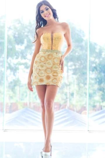 Miss Progress International 2015 Liz Arevalos