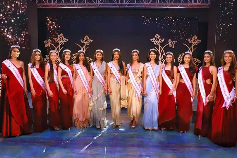 Miss India East 2019 winners announced