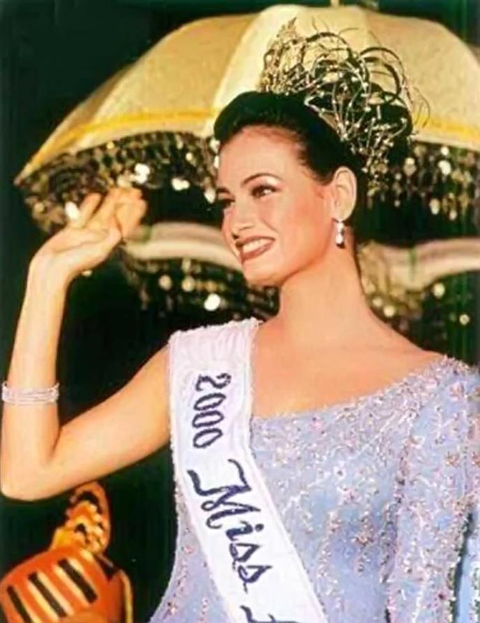 Miss Asia Pacific International 2000 Dia Mirza