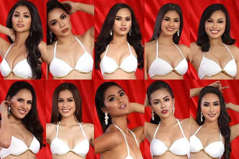 Miss Bikini Philippines 2019 Meet the Contestants