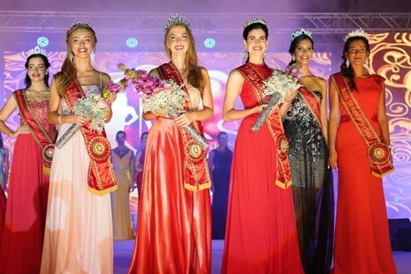 Inés Brusselmans crowned Miss World Portugal 2019