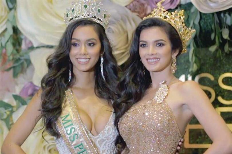 Camila Escribens officially crowned Miss Grand Peru 2019