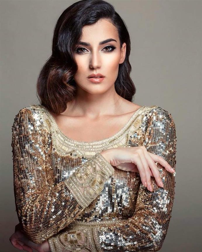 Francesca Mifsud Miss Universe Malta 2018, our favourite for Miss Universe 2018