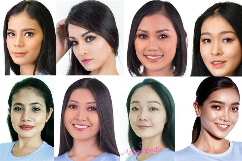 Meet the finalists of Miss Grand Malaysia 2018