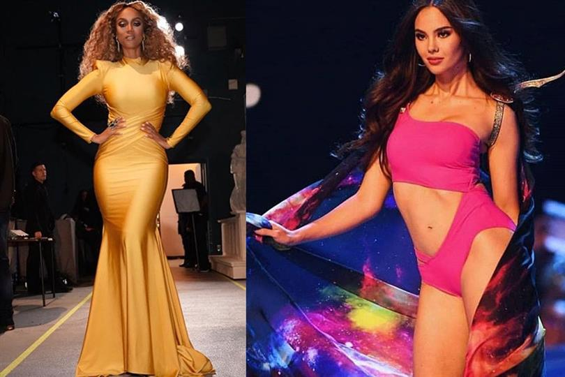 Will Catriona Gray and Tyra Banks create history by doing the 'Lava Walk' together?