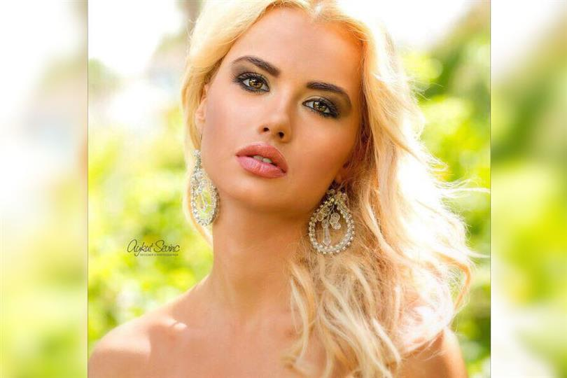 Ksenia Sarina announced Miss Earth Crimea 2018