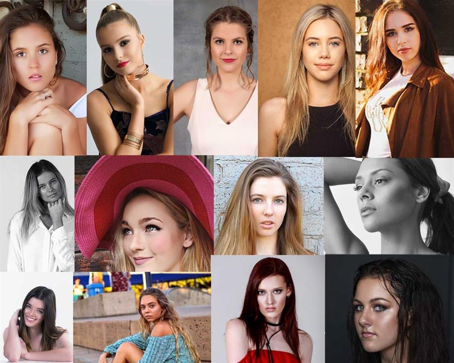 Here are the finalists of World Supermodel South Pacific
