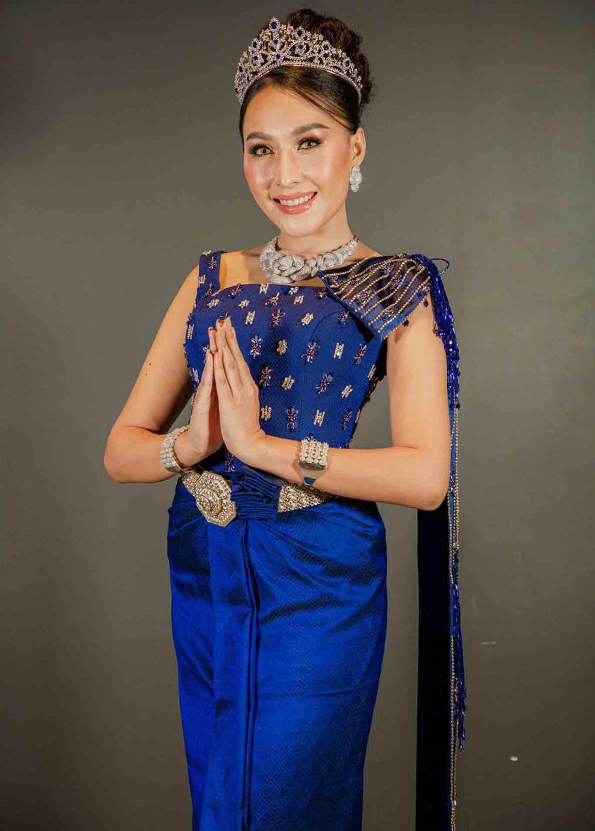 Miss Grand Tboung Khmom 2020 Sal Chandalin