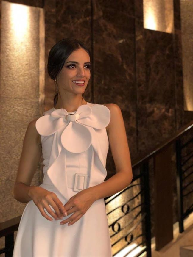 Vanessa Ponce de León Miss World Mexico 2018, our favourite for Miss World 2018