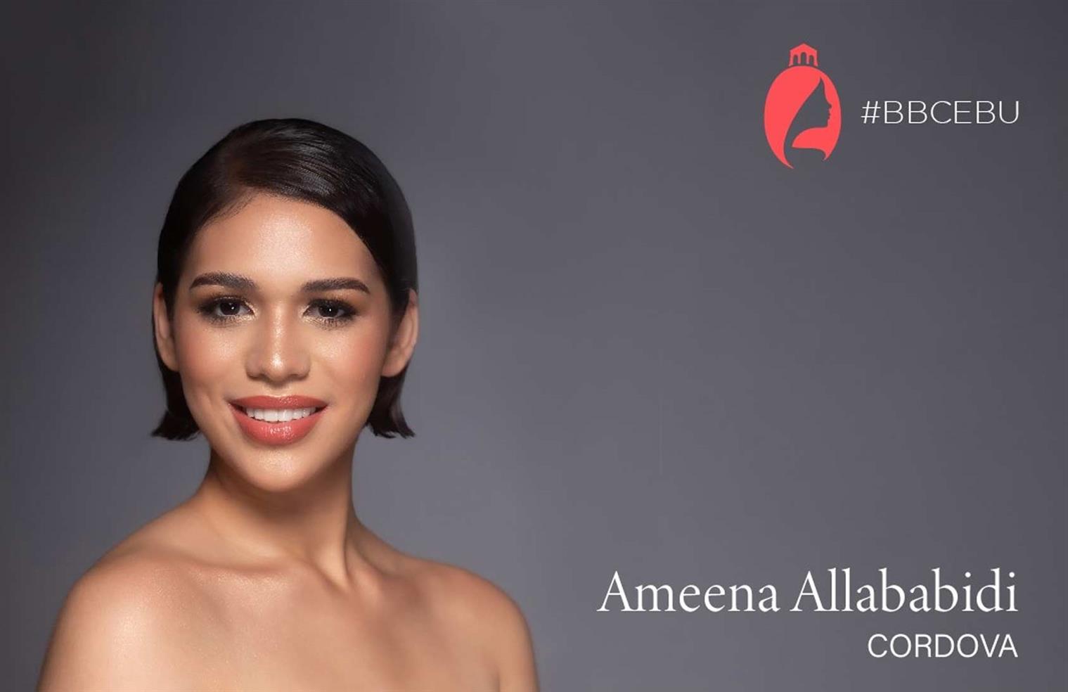 Ameena Allababidi representing Cordova