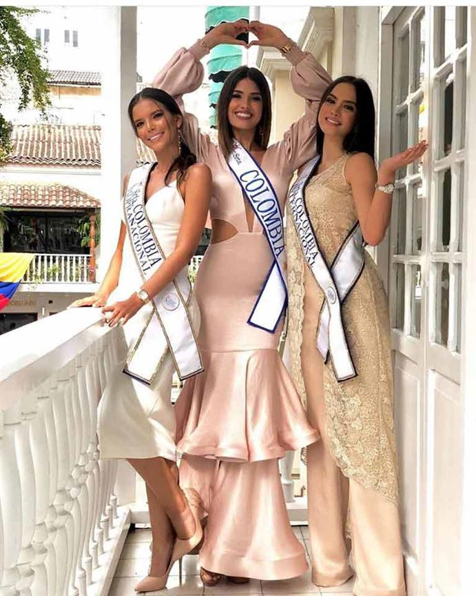 Meet Maria Alejandra Vengoechea Miss International Colombia 2019