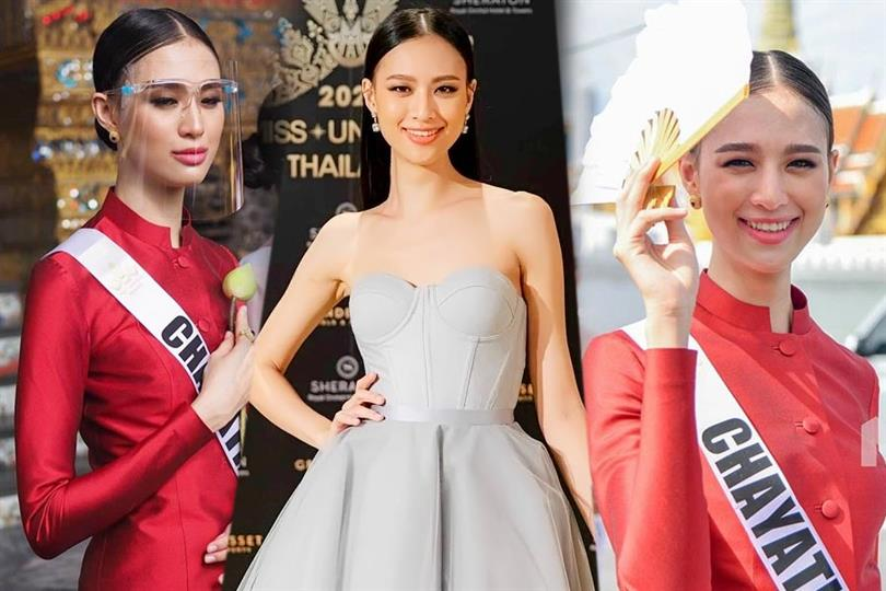 Cheraim Chayatanus to opt out of Miss Universe Thailand 2020?
