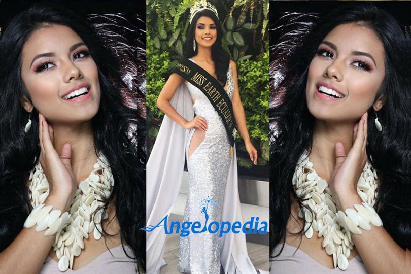 Lessie Giler Miss Earth Ecuador 2017 Winner