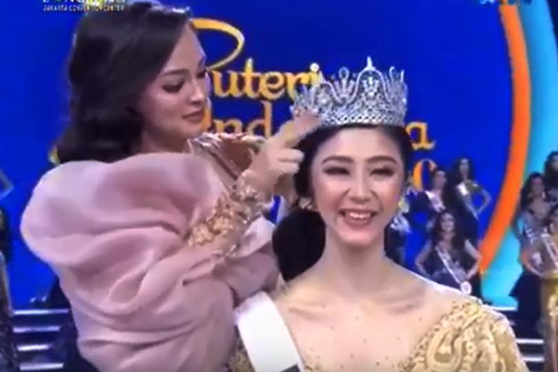 Putu Ayu Saraswati crowned Miss International Indonesia 2020