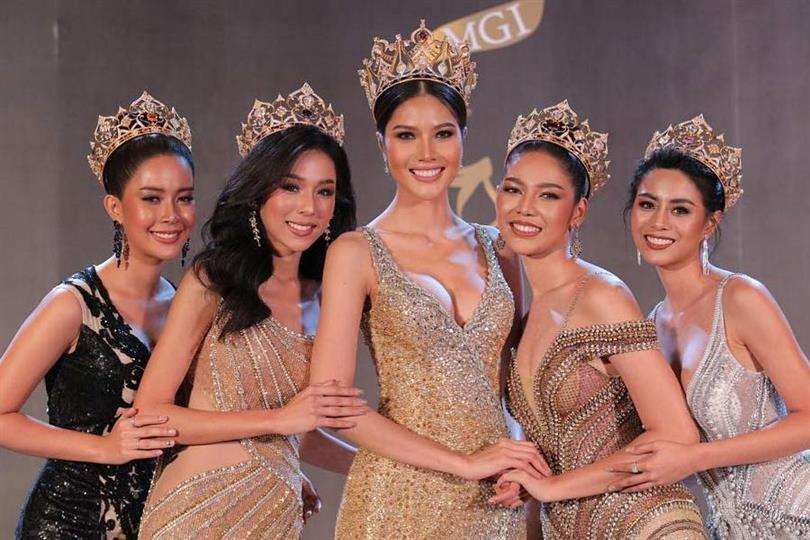 Miss Grand Thailand 2019 officially kicks off with a grand Press Conference