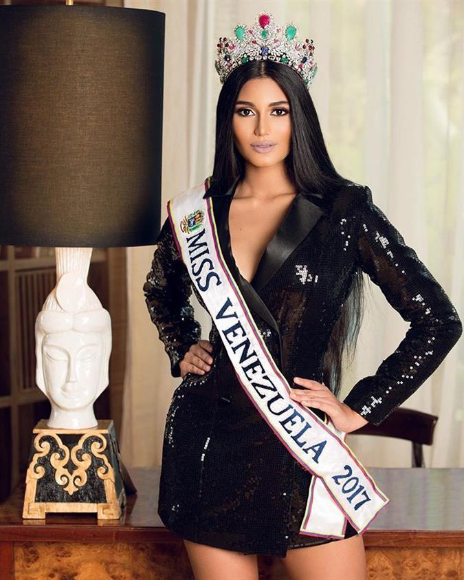 Sthefany Gutiérrez Miss Universe Venezuela 2018, our favourite for Miss Universe 2018