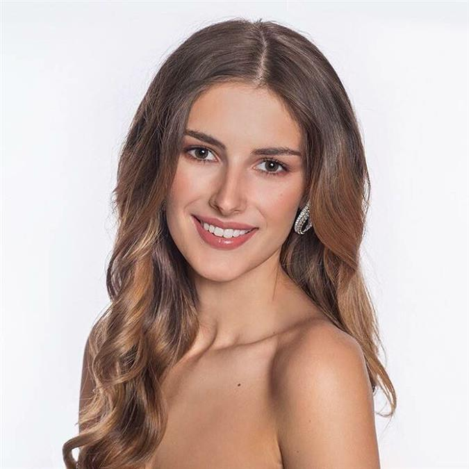 Veronika Volkeova Miss Intercontinental Czech Republic 2018, our favourite for Miss Intercontinental 2018