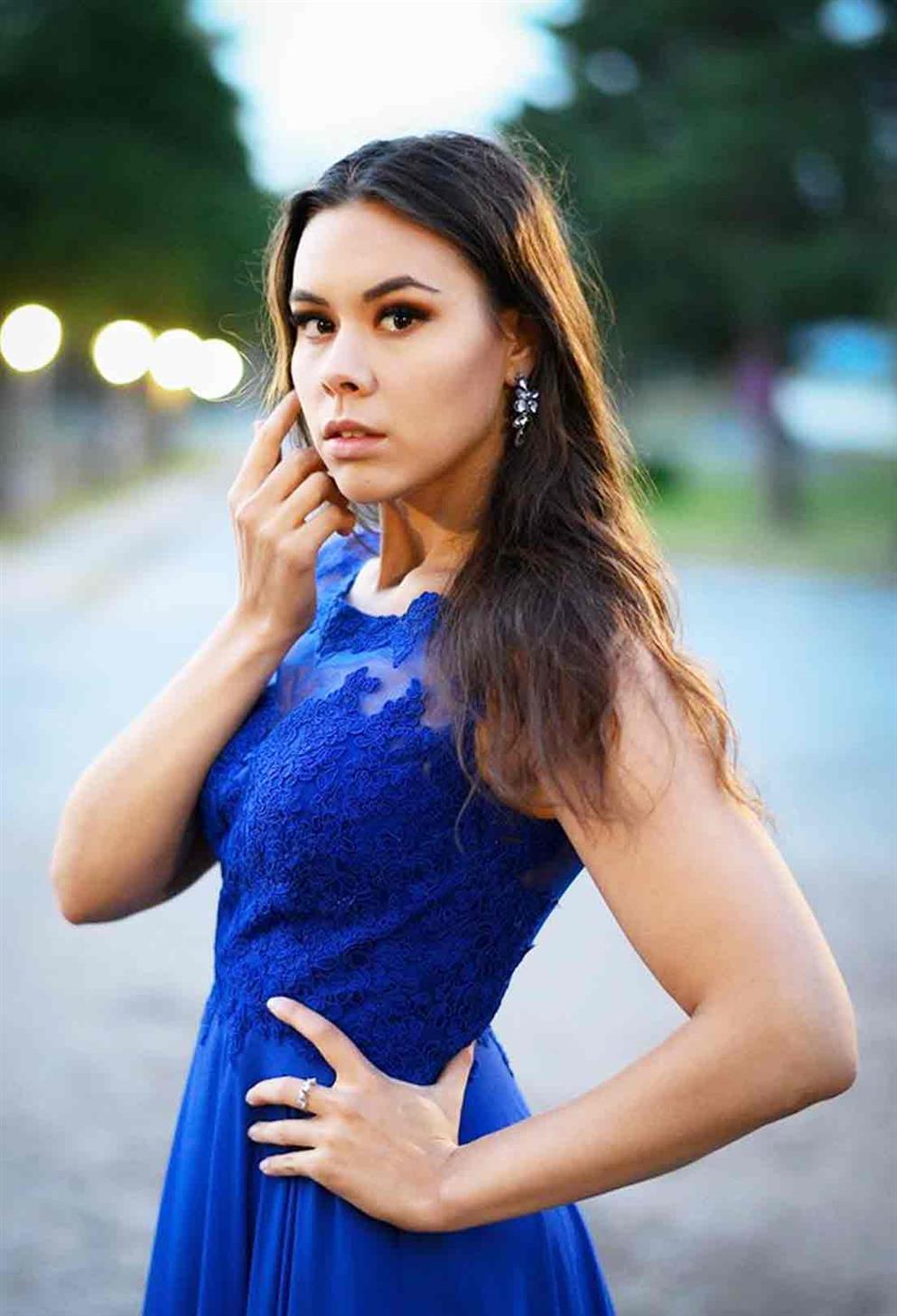 Meet Emilia Lepomäki Miss Eco Finland 2020