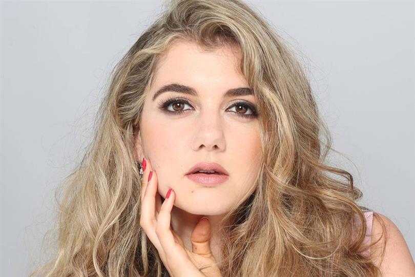 Natalie Macdisi is the new Miss Supranational Lebanon 2018