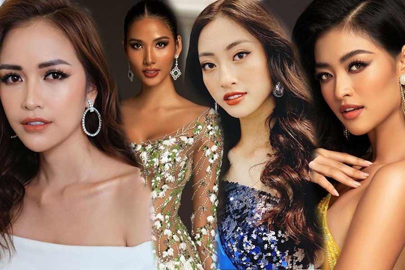 Luong Thùy Linh Miss World Vietnam 2019