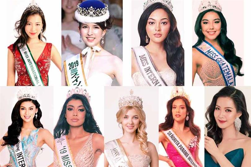 Malaysia's Charmaine Chew leading Miss Photogenic leaderboard at Miss International 2019