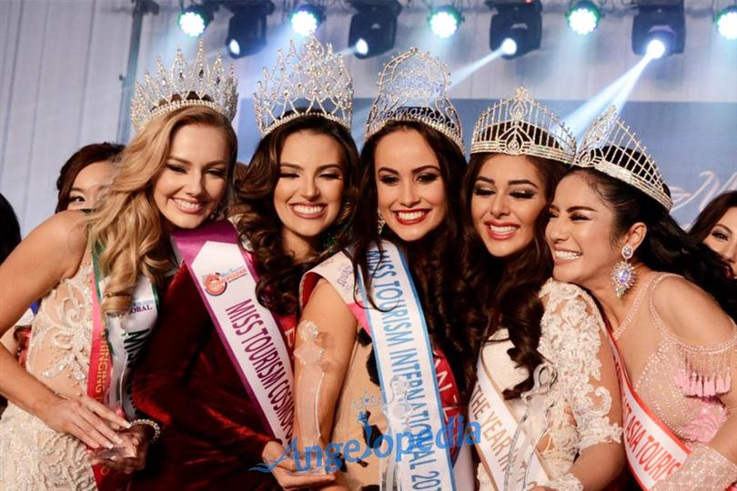 Miss Tourism International 2017 Full Results, Winner