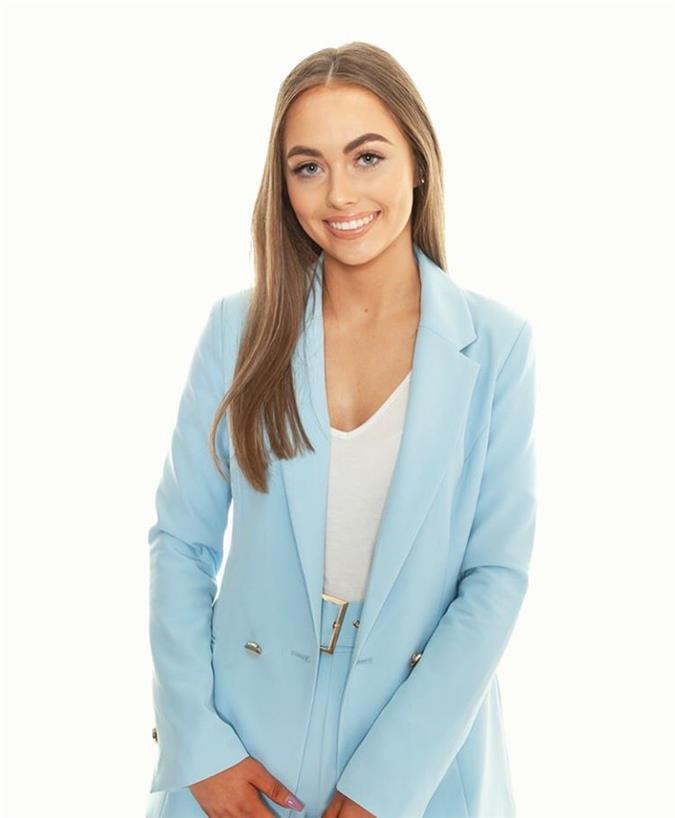 Chelsea Farrell crowned Miss World Ireland 2019