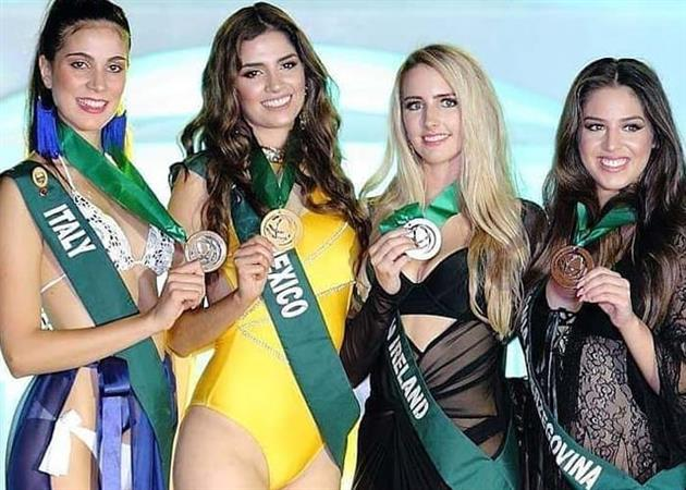 Miss Earth 2018 Resort Wear Competition Results