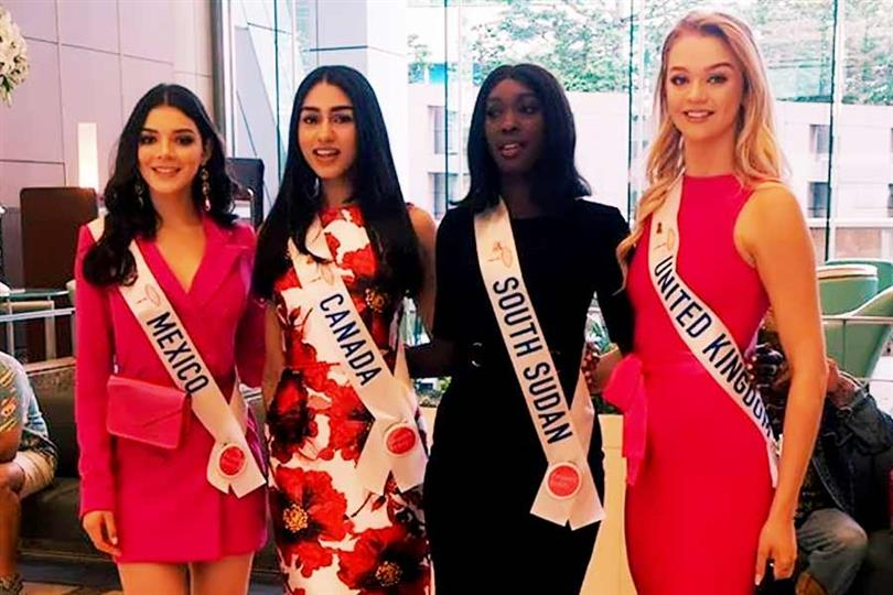 Miss International 2019 contestants ace the Preliminary Judging Round