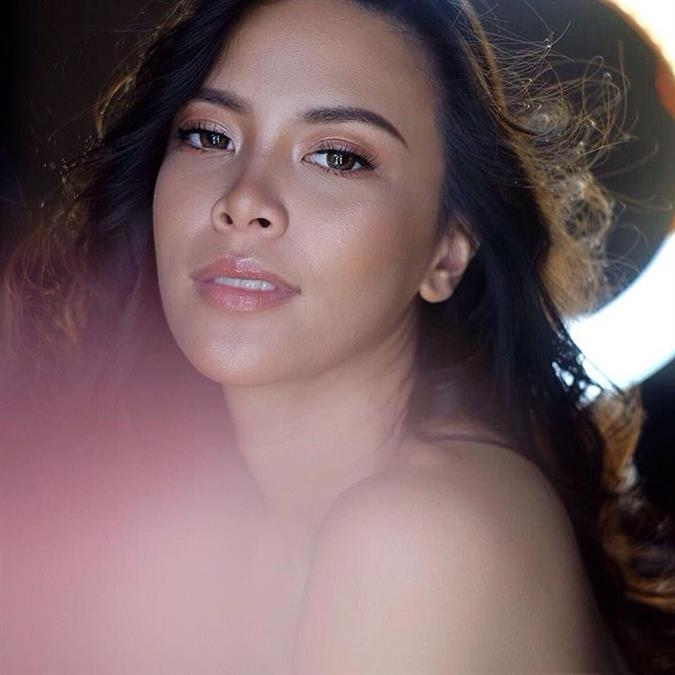 Tracy Maureen Perez for Miss World Philippines 2019 crown?