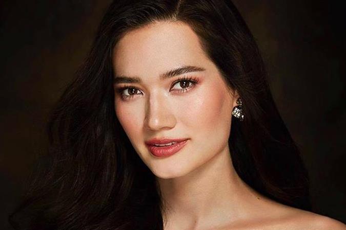 Miriam Sornprommas Finalist Miss Universe Thailand 2019