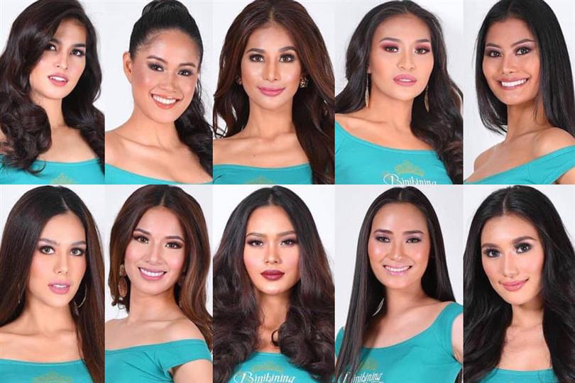 Official Numbers for Binibining Pilipinas 2019 announced