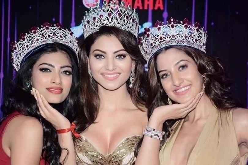Urvashi Rautela Miss India 2015