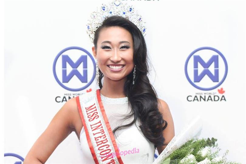 Alice Li Crowned Miss Intercontinental Canada 2018
