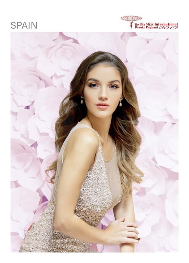 Miss International 2019 Top 10 Final Hot Picks
