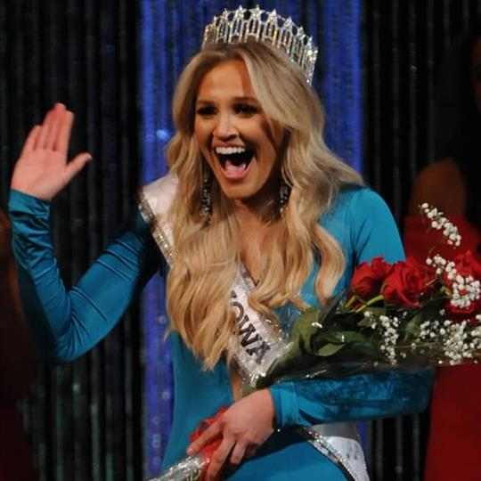 Meet Baylee Drezek Miss Iowa USA 2019