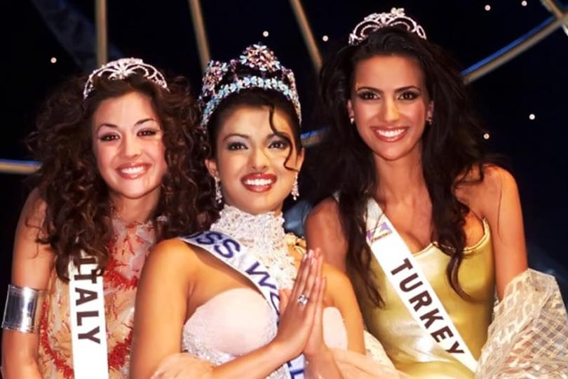 Global Icon Priyanka Chopra Completes 20 Years Of Being Miss World