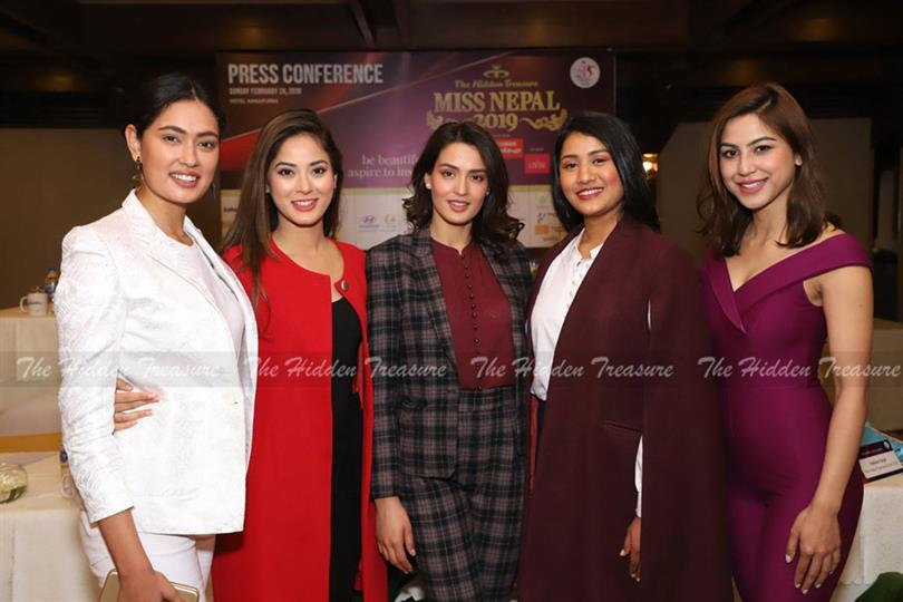 Miss Nepal 2019 begins officially as the search for the new queens is on