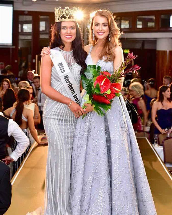 Lauren Leckey crowned Miss Northern Ireland 2019 for Miss World 2019