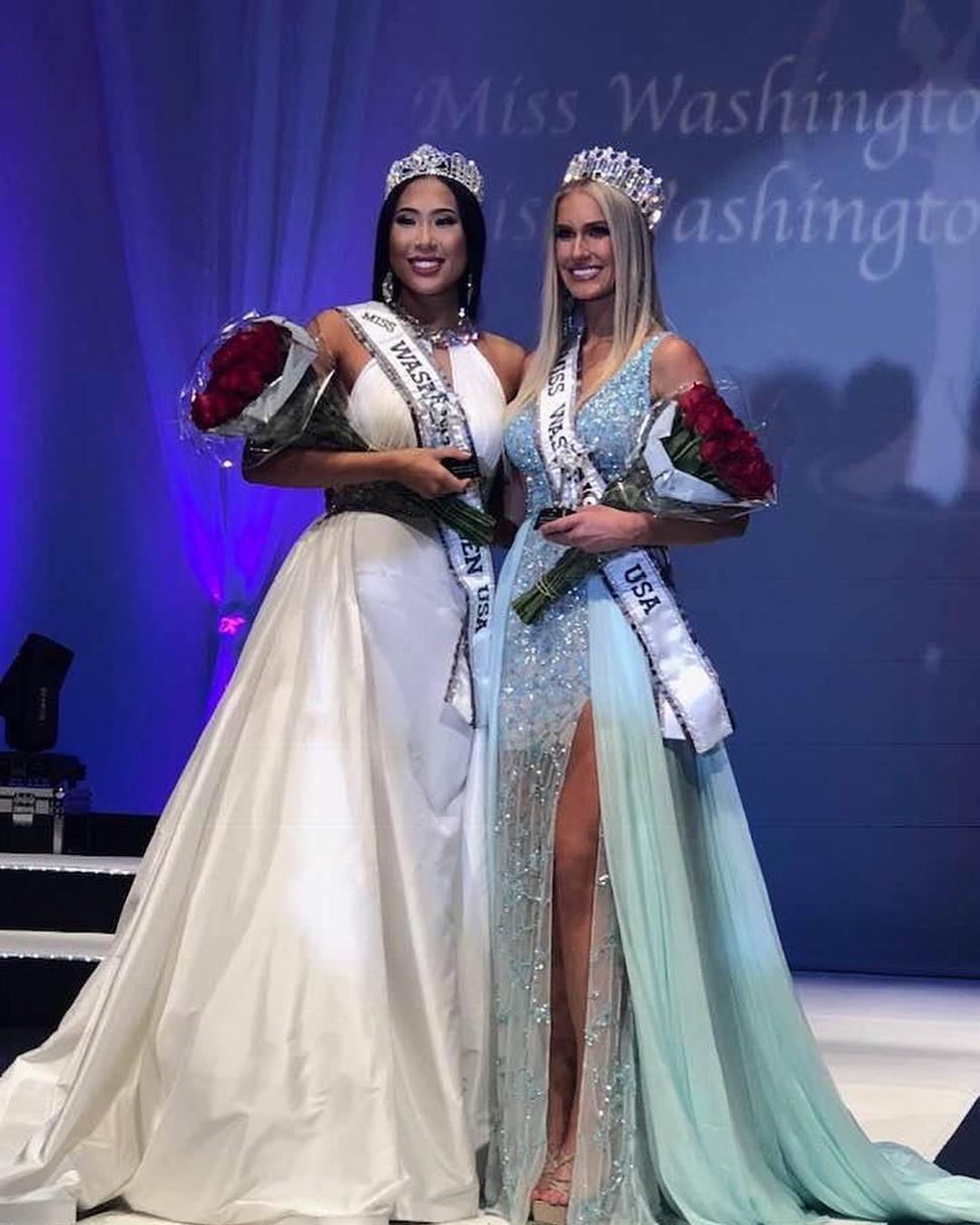 Meet Evelyn Clark Miss Washington USA 2019 for Miss USA 2019