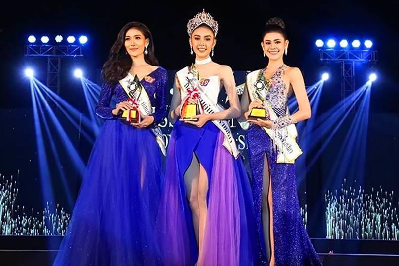 Jang Papassara crowned Miss Grand Nakhon Ratchasima 2020 for Miss Grand Thailand 2020