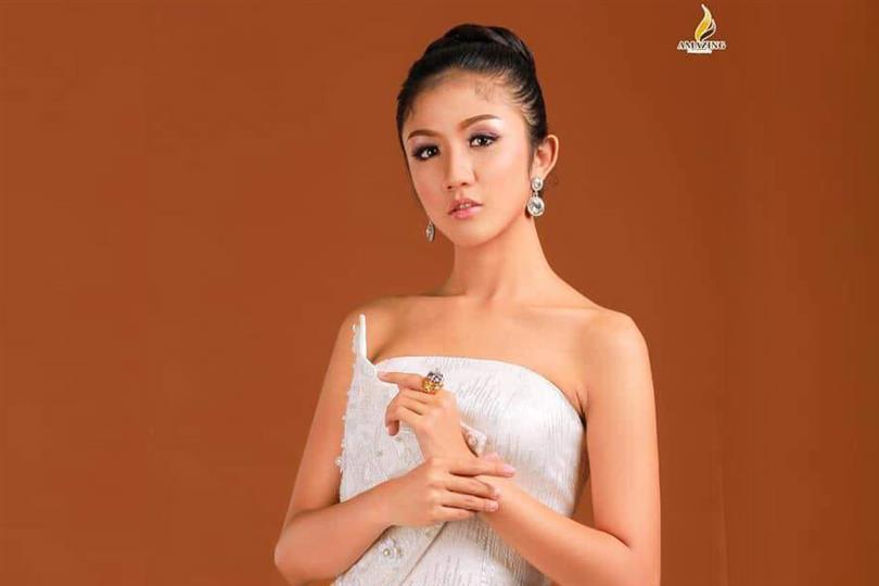Miss United Continents Myanmar 2018 Eaint Thet Hmue