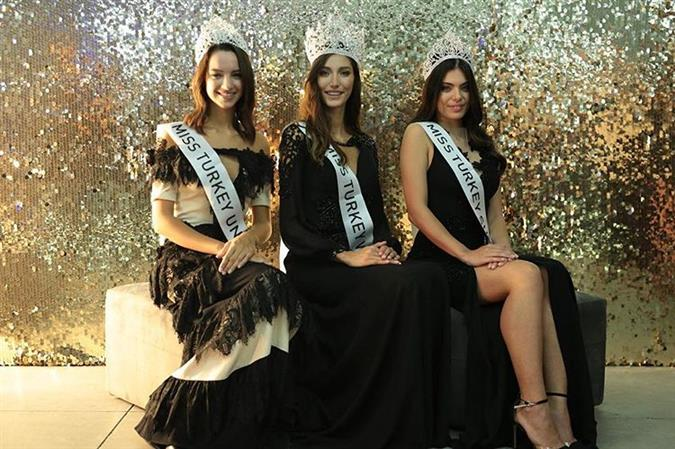 Roda Irmak Kalkan crowned Miss Supranational Turkey 2018