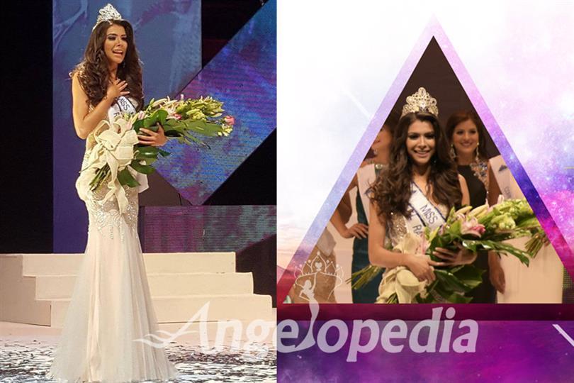 Berenice Quezada crowned as Miss Nicaragua 2017