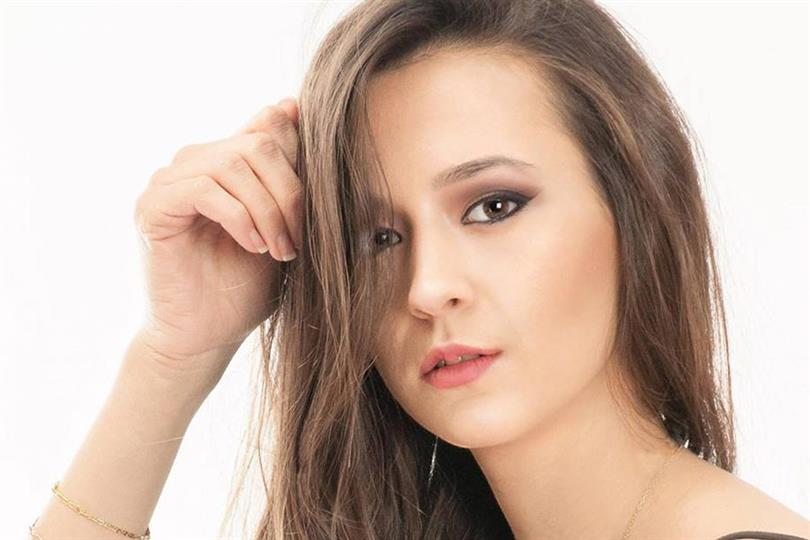 Lara Gil from Teruel for Miss World Spain 2018