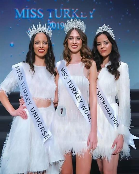 Büsra Turan crowned Miss Supranational Turkey 2019