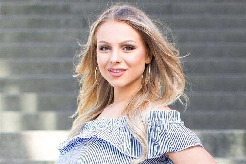 Erika Helin is the new Miss Grand Finland 2018